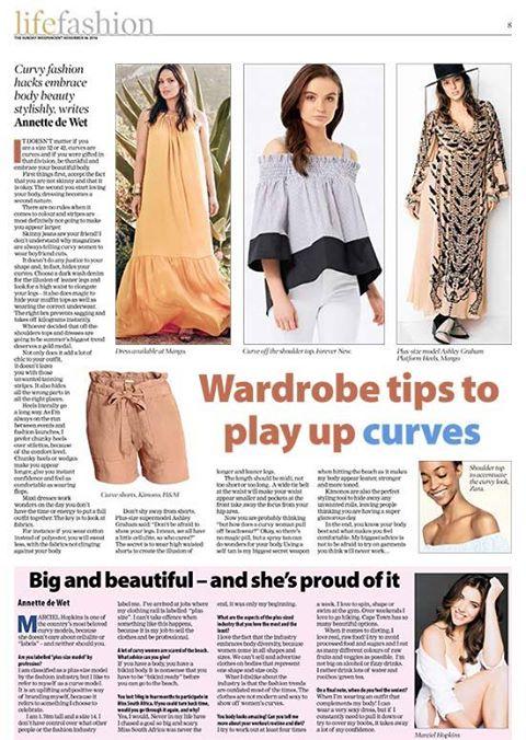 life fashion - play up curves