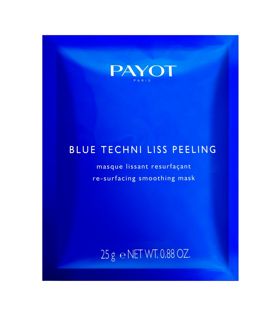 payot techni blue liss peeling mask