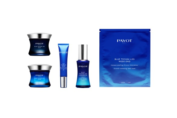 payot blue techni liss always anne blog annette de wet